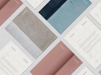 Studio Denim Interiors Letterheads