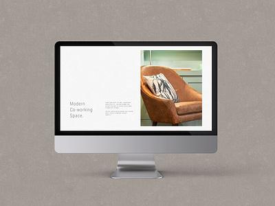 Studio Denim Interiors UX & UI interior design typography ux ui marque rebrand agency branding logo brand identity logo design branding
