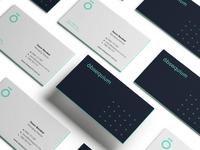 Obsequium Business Cards
