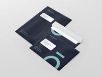 Obsequium Envelope / Stationary Design