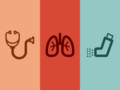 Asthma yaaaaaaaaaaaaaaaaaaaaaaaaaaaaaay lungs stethoscope vect inhaler lung icon pack vector svg icons icon lindua