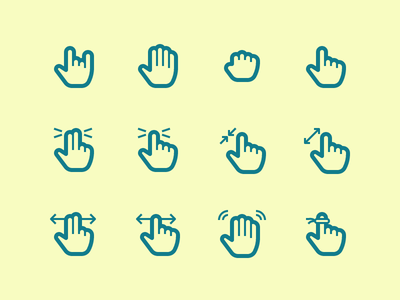 Hands yaaaaaaaaaaaaaaaaaaaaaaaaaaaaaay gesture swipe vect touch tap horns vector rock icons icon lindua