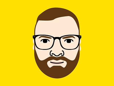 self-portrait self portrait illustrator adobe