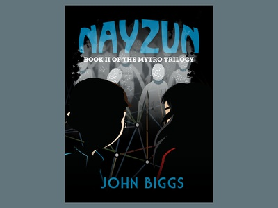 Nayzun Cover ya novel photoshop illustrator book cover