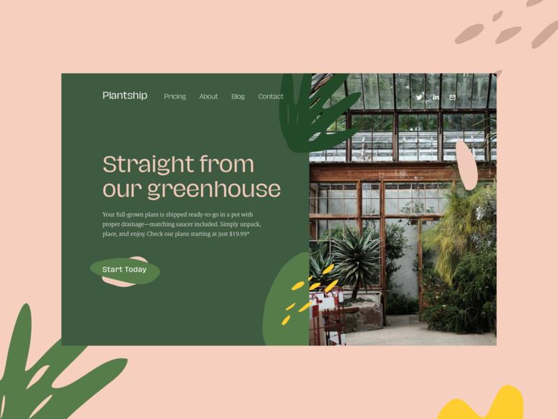 Plantship