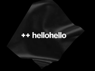 Let's start over again! branding brand illustration website web simple hellohello minimal app clean interface ux ui design