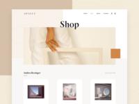 Spacey - Shop