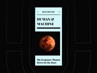 Overture - Human & Machine
