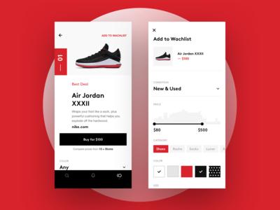 Sneakers deals