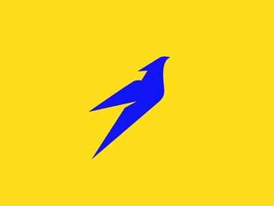 Piio Re-branding motion animation strong bold flat gradient blue yellow bird iso branding vector logo illustration hellohello simple minimal app clean design