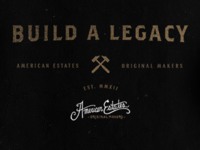 Build a Legacy (video)
