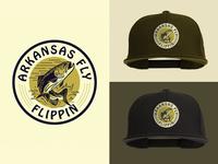 Arkansas Fly Badge Copy