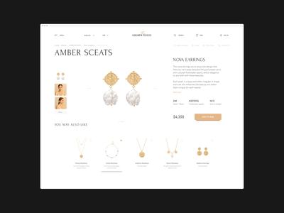 Coming Soon  - The Golden Fleece - Multi Brand Jewelry