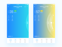 Control-Air Purifier App