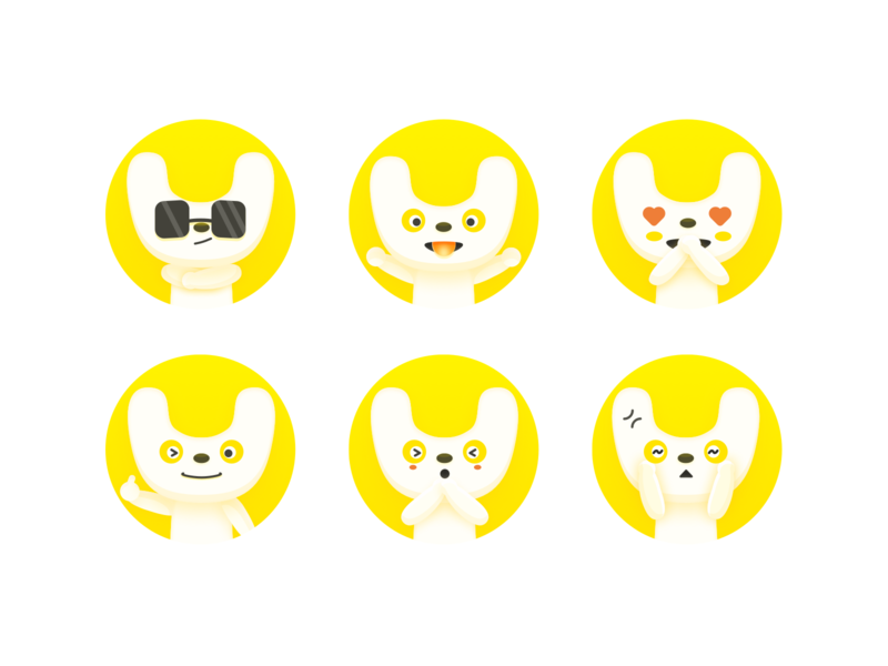 Avatar_3 expression animal head face avatars avatar