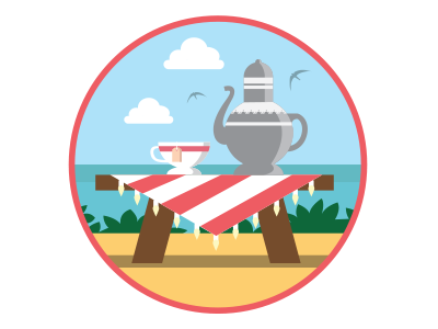 Airbnb 04 illustration vector