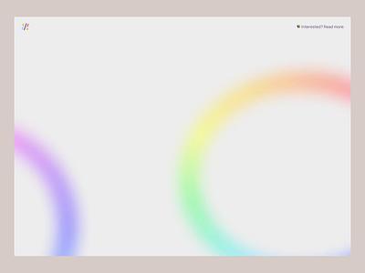 Story of future! desktop gradient future story alexa siri technical animation website web app logo ui ux illustration style design minimal