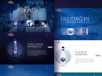 Uludağ Premium Beverage Web Site