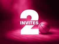 Got 2 Invites!