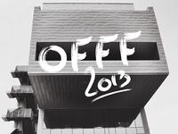 Offf Barcelona 2013