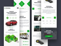 SKODA Service Package Campaign