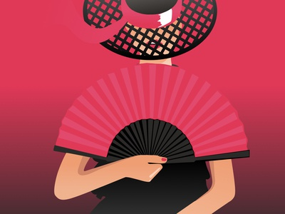 La caló 2d illustration drawing woman design illustration art sketch sketch app folklore ilustración