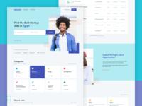 WAZiFA Landing Page