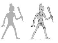 Progress thumbnails