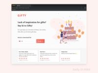 App landing page - Daily UI #003