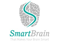 Smart Brain Vector Logo Free