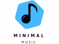 Music Blog Vector Logo Free Download