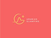 Arabian Glamping logo