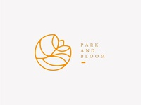 Park and Bloom logo
