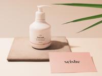 Seishe - botanic skincare branding