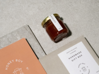 Honeyboy - premium honey brand
