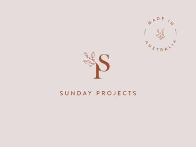 Sunday Projects logo design