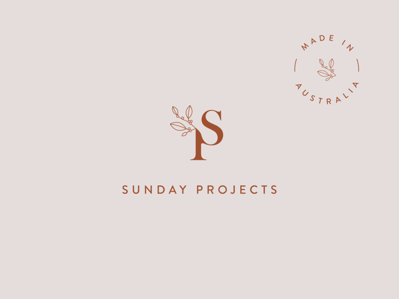 Sunday Projects logo design