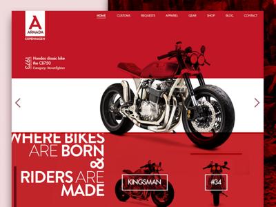 Armada Bikes Copenhagen 2017