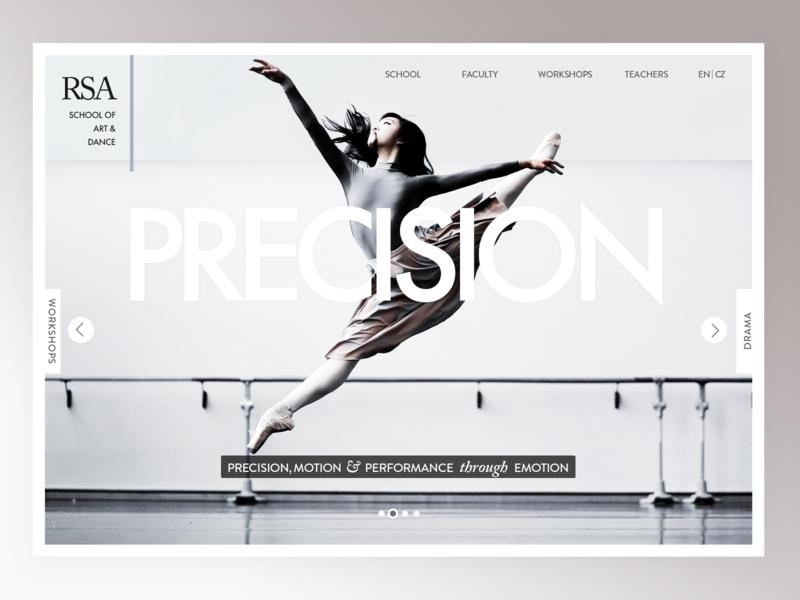 RSA Dance School Concept