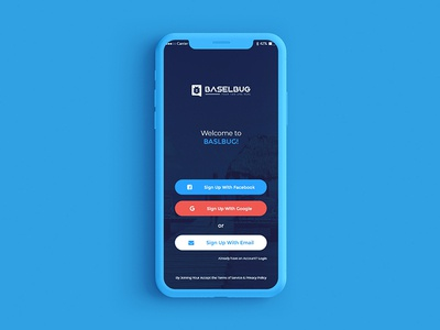 Daily Ui Challenge 001 - Sign Up Page