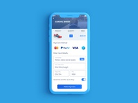 Daily Ui Challenge 002 - Checkout Page