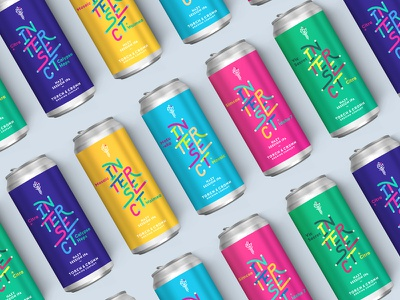 Torch & Crown Brewing Company – Intersect packaging design identity beer branding beer label beer can beer