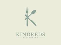 Kindreds Restaurant branding