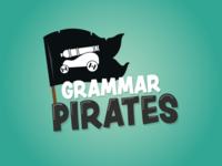 Grammar Pirates Logo