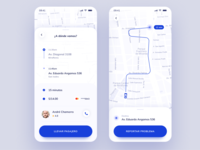 Mobile Application For Taxi