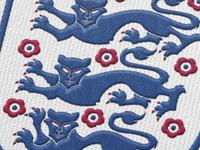 England Women's Lionesses Concept Crest
