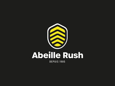 Abeille rush   logo