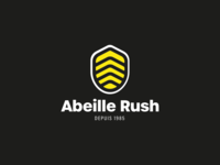 Abeille Rush - Logo redesign