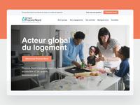Procivis Nord - Website