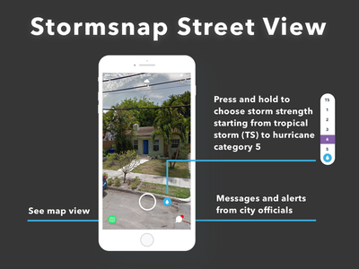 Stormsnap features presentation storms snapchat ar